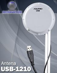 driver antena aquario usb 1210